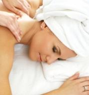 Enjoy a massage at the Wild Horse Inn!