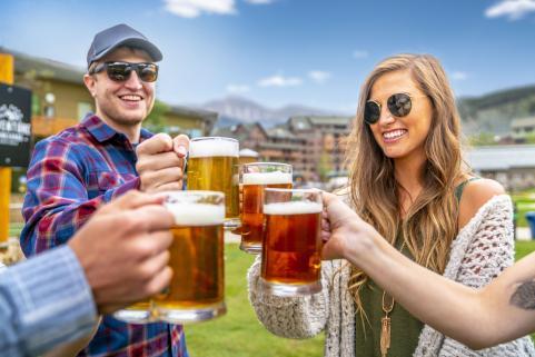 Trailblazer Bar at Winter Park Resort