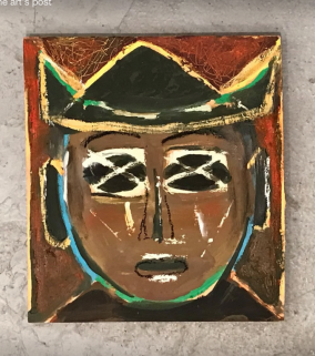 Works on Wood by Millar Kelley at Cozens Ranch Museum