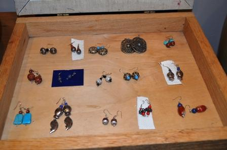 Jewelry too!