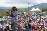 Jazz Festival in Winter Park, Colorado