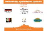 Membership Appreciation Party: Fireside market citywide bank real estate of winter park Channel 17 Wealth Management Services Idlewild Spirits