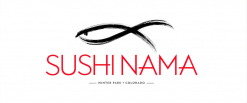Sushi Nama Logo