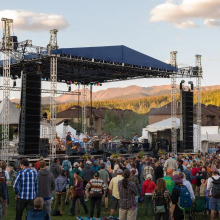 Summer Events at Hideaway Park in Winter Park, Colorado