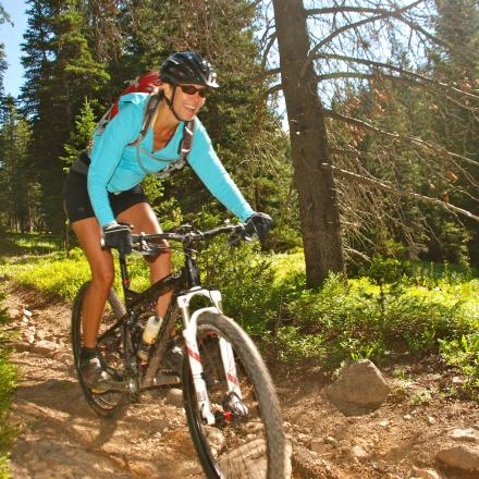 Mountain Bike Capital Usa Winter Park Colorado