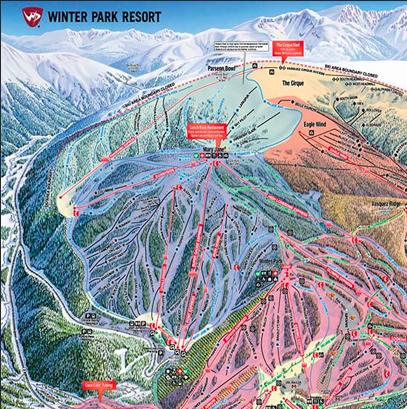 Trail Conditions Winter Park Colorado
