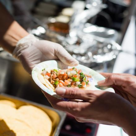 Be a food vendor at the Winter Park Fraser Chamber Tacos and Tequila Festival