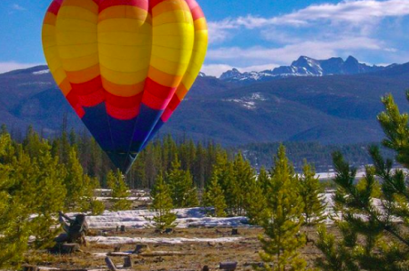 Colorado Balloon Rides