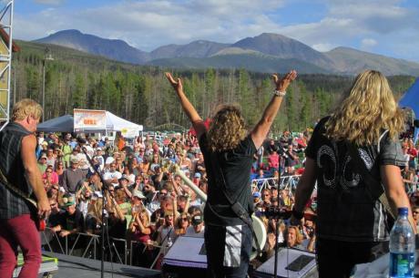 Winter Park Music Festival in Winter Park, Colorado