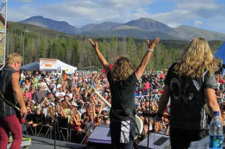 Winter Park Music Festival in Winter Park, Colorado