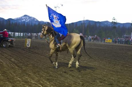 Middle Park Fair and Rodeo near Winter Park, Colorado