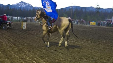 High Country Stampede Rodeo near Winter Park