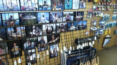 Rent a Fishing pole for your outdoor adventure in Winter Park, Colorado