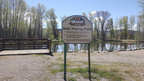 Granby Kids Fishing - Granby Kaibab Park