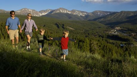 Family-friendly Hiking in Winter Park, Colorado