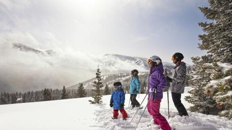 Family-Friendly Skiing at Winter Park Resort